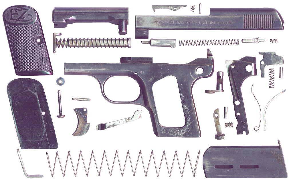 The Zehna Pistol